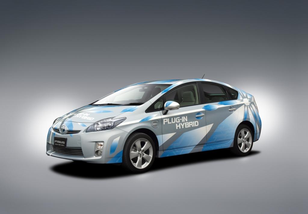 Toyota zeigt Elektroauto-Studie