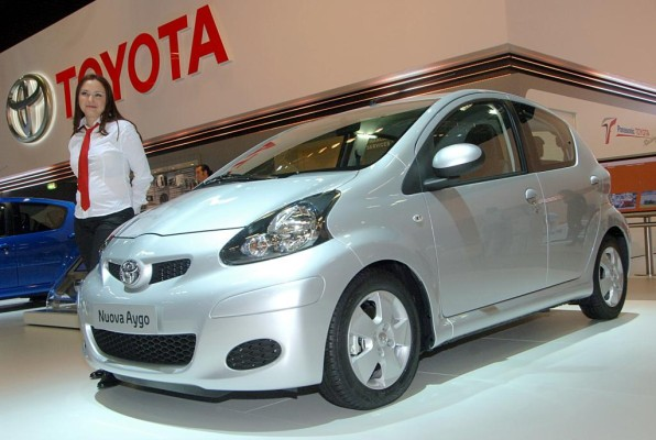Toyotas Aygo überrascht bei den Minis