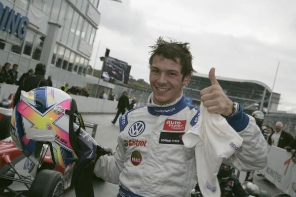 VW-Pilot Vernay gewinnt Finale der Formel 3 Euro Serie