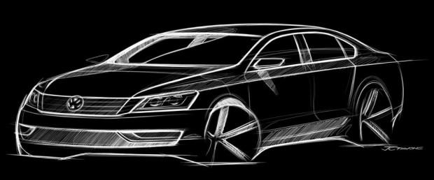 VW gibt Ausblick auf neue US-Mittelklasse