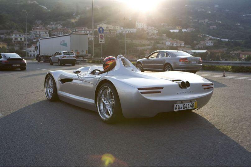 Veritas RS III: Ein Traumsportwagen geht in Serie