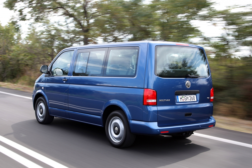 Verkaufsstart für VW T5