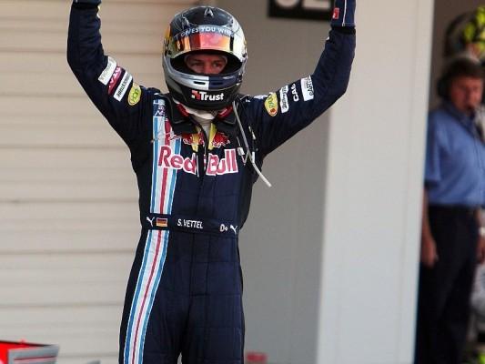Vettel fürchtet KERS-Autos: Kein besonderer Druck