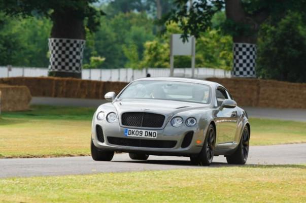 Video: Bentley Continental Supersports - schnellster Bentley für die Straße
