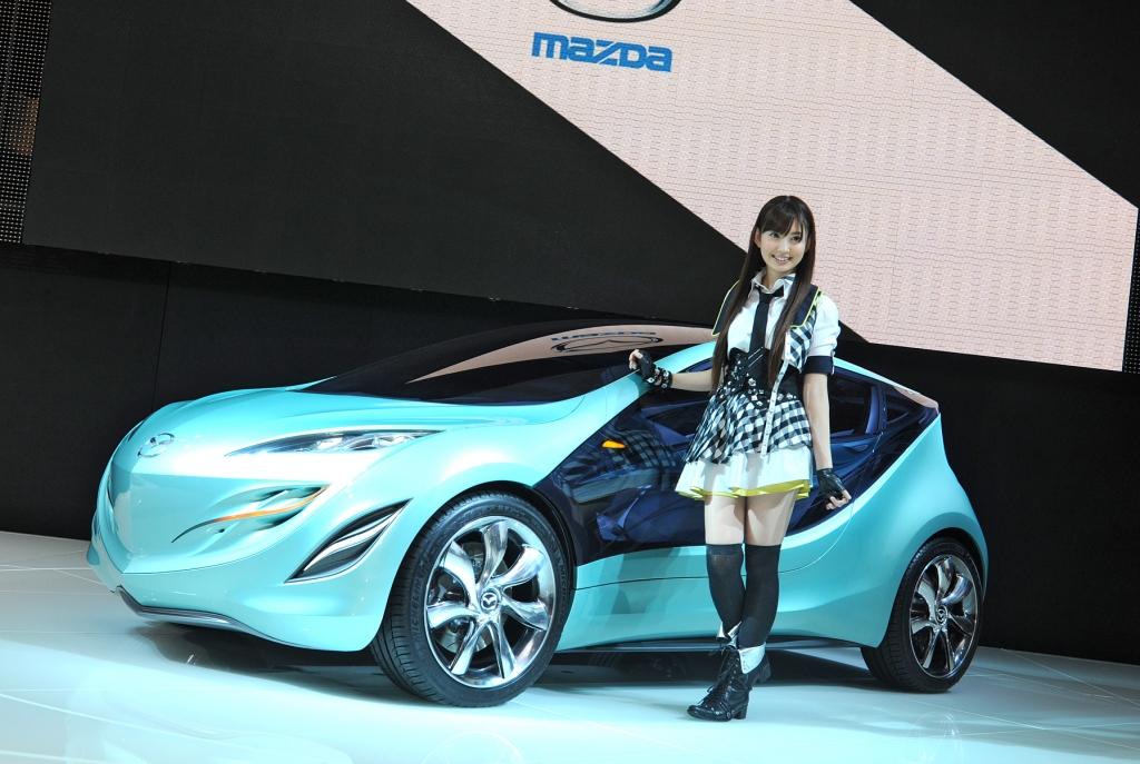 Video: Tokyo Motorshow 2009 - Mazda Special