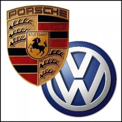 Volkswagen beteiligt sich mit 49,9 Prozent an der Porsche AG