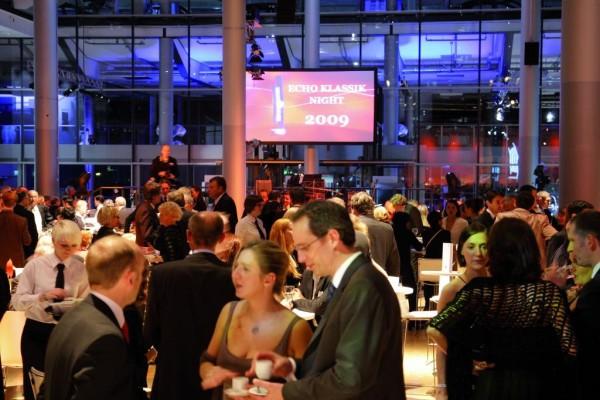 Volkswagen erstmals offizieller Partner der ECHO Klassik-Verleihung