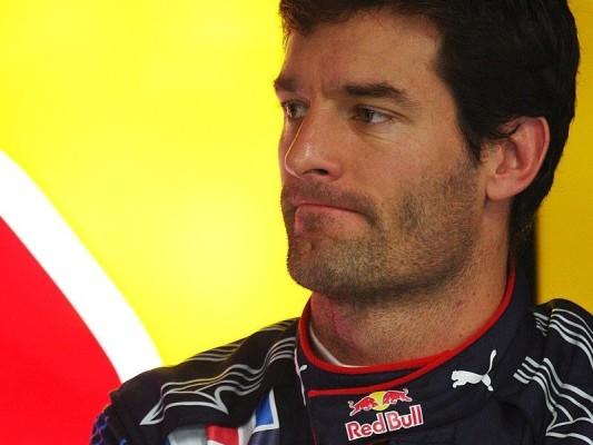 Webber musste Reifen sparen: Folge der Regeln