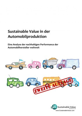 Welcher Autohersteller produziert an nachhaltigsten?