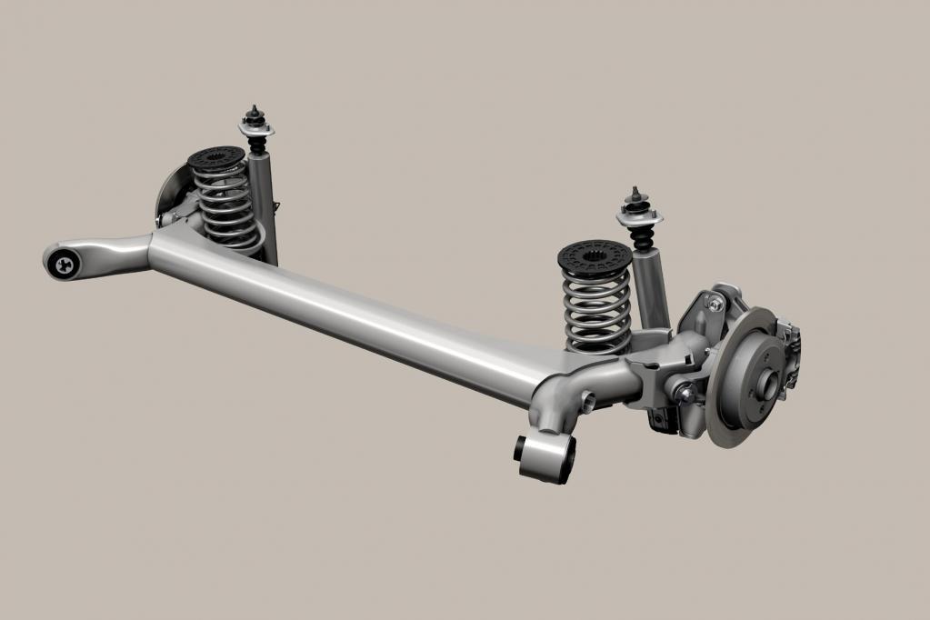 ZF entwickelt Leichtbau-Fahrwerke  - Bild(2)