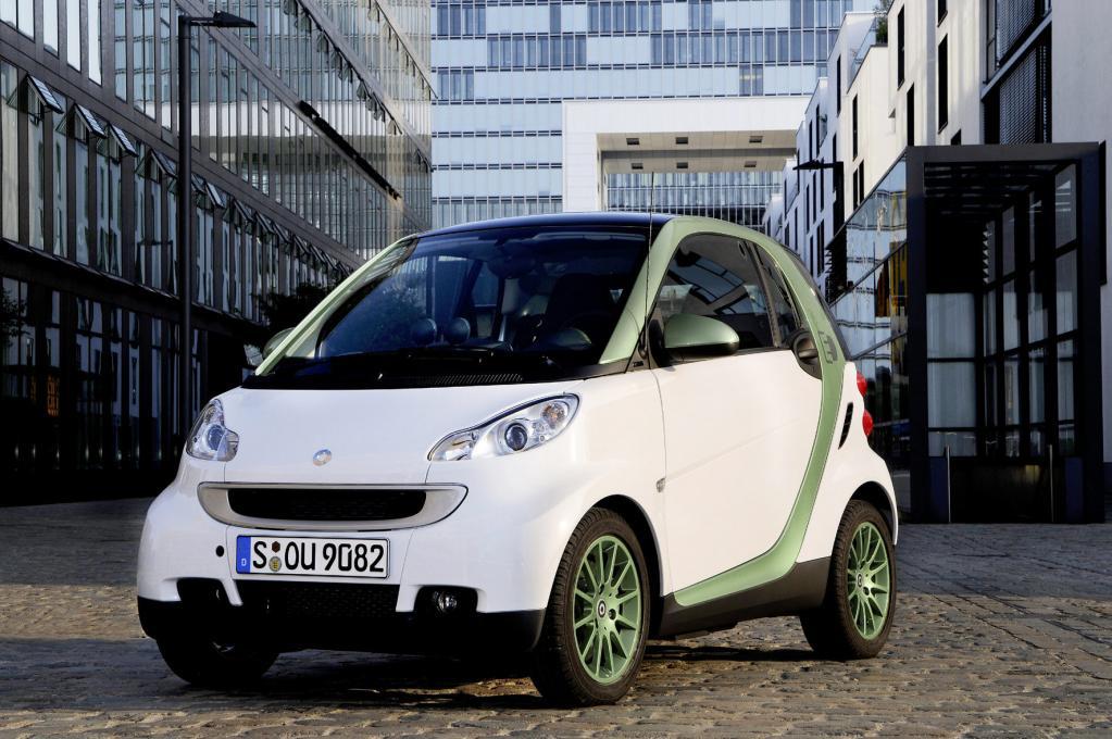 ''Car2go'' - Kurzzeitmiete für den Smart in Texas