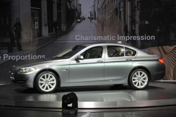 ''Der 5er BMW ist ein Kernmodell unserer Produktpalette''