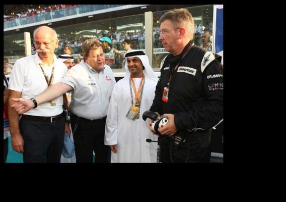 ''Kein Verständnis für Mercedes Grand Prix''