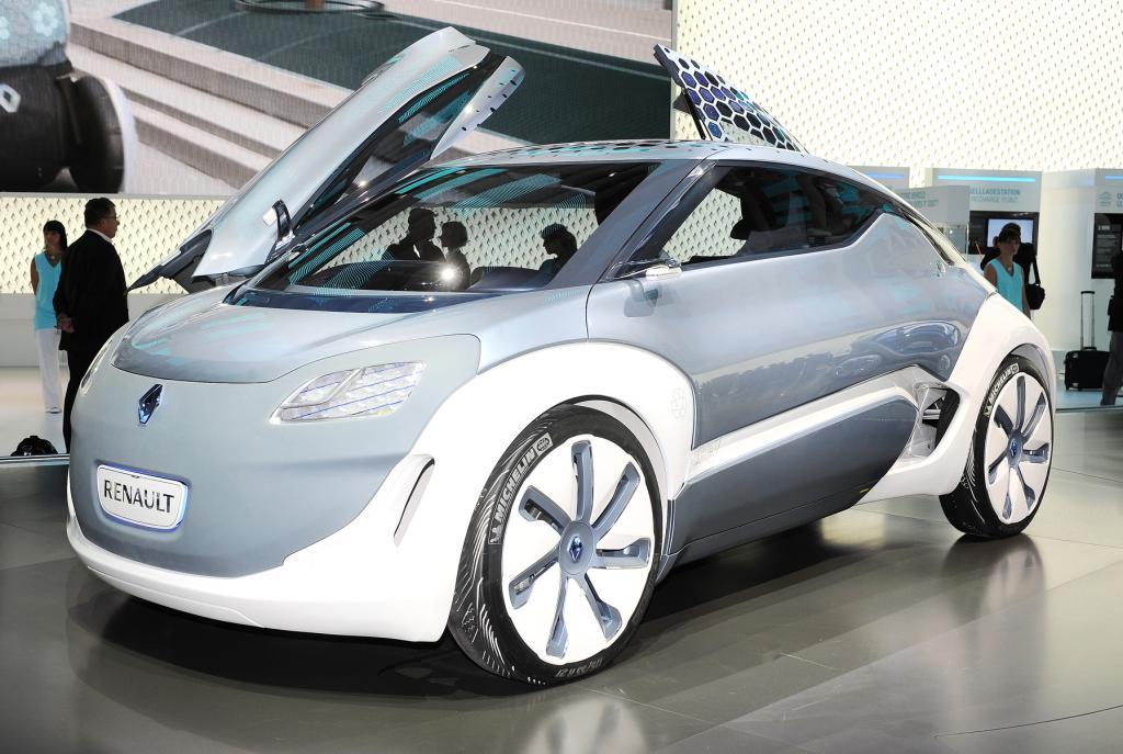 Renault baut E-Kompakten ab 2012 in Frankreich