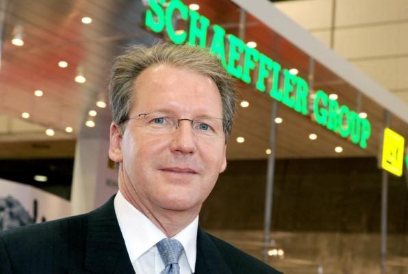 Schaeffler-Chef Geißinger: ''Wir leben von Innovationen''