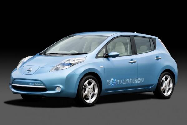 ''Time'' wählt Elektroauto zu den besten Erfindungen 2009