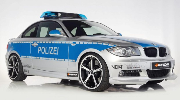 ''Tune it! Safe!'' startet mit BMW