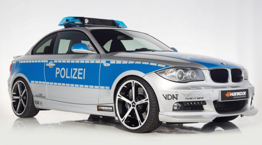 ''Tune it! Safe!'' startet mit BMW