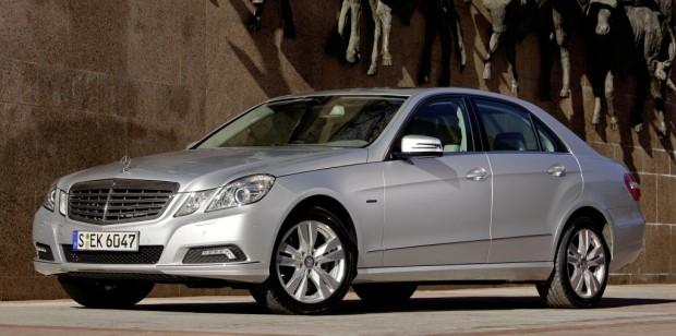 Österreichischer Automobilpreis für Mercedes-Benz E-Klasse