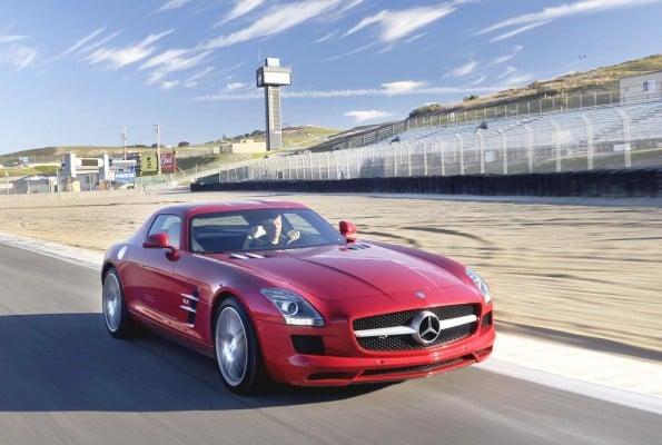 AMG Driving Academy startet in den USA