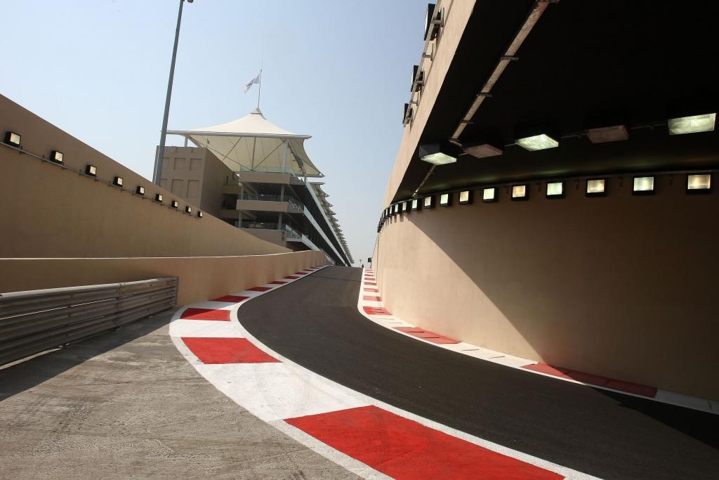 Abu Dhabi: Neue Rennstrecke der Superlative - Bild(12) - Bild(12)