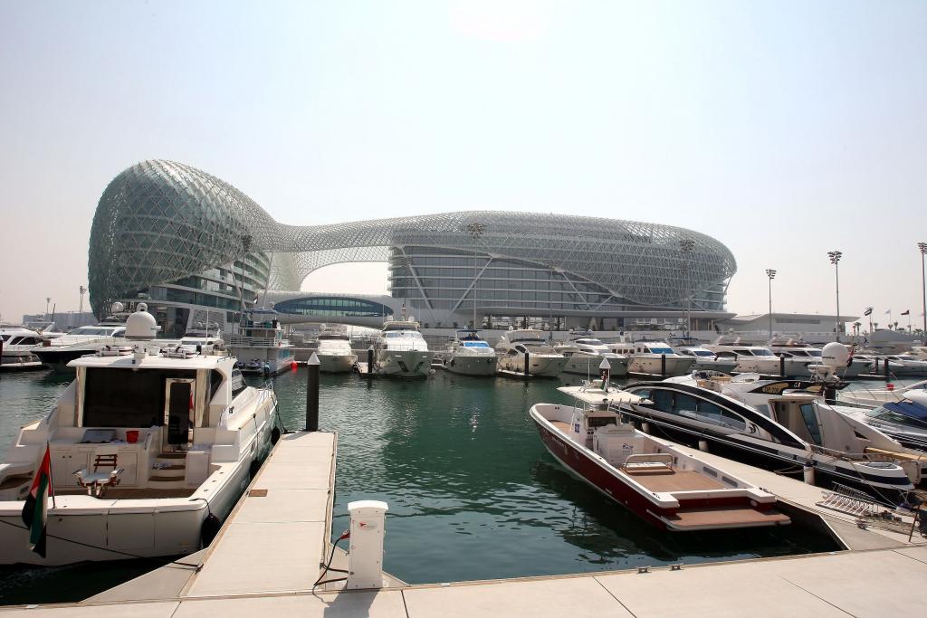Abu Dhabi: Neue Rennstrecke der Superlative - Bild(6) - Bild(6)