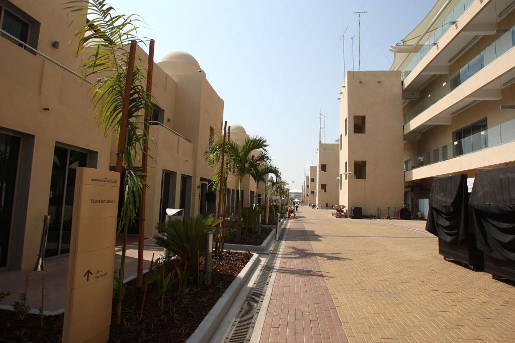 Abu Dhabi: Neue Rennstrecke der Superlative - Bild(7) - Bild(7)