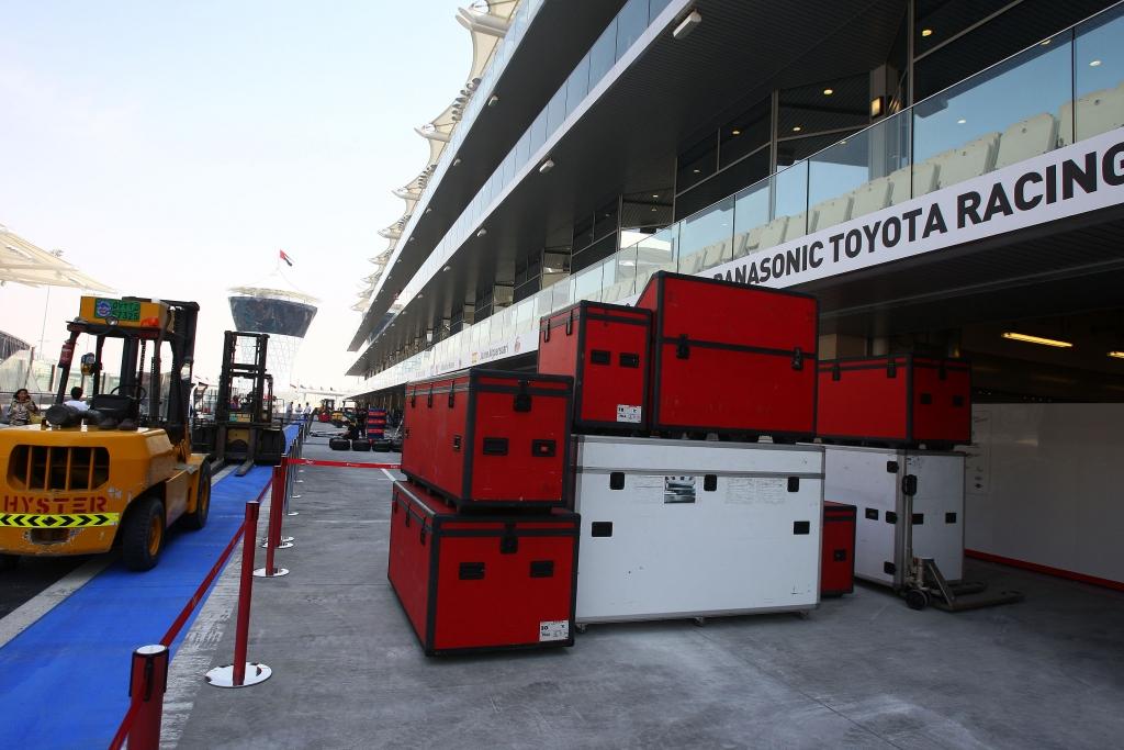 Abu Dhabi: Neue Rennstrecke der Superlative - Bild(8) - Bild(8)