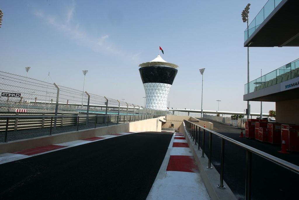 Abu Dhabi: Neue Rennstrecke der Superlative - Bild(9) - Bild(9)