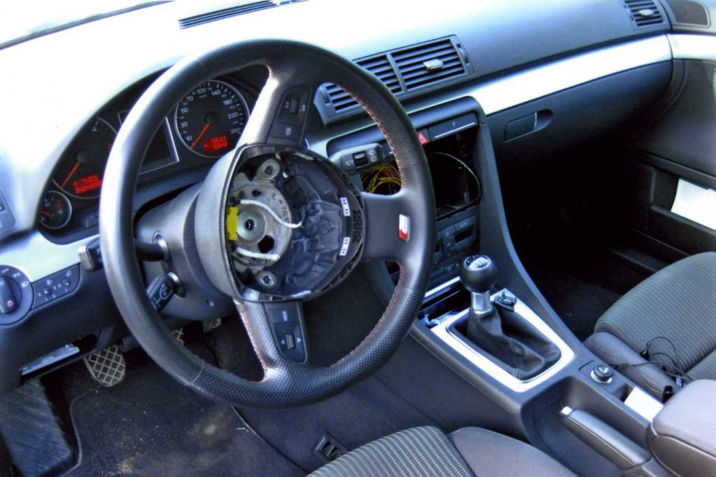 Airbag-Diebstahl nimmt zu