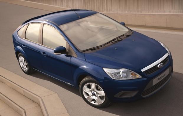 Aktionsmodell Ford Focus ''Style+'' mit Preisvorteil