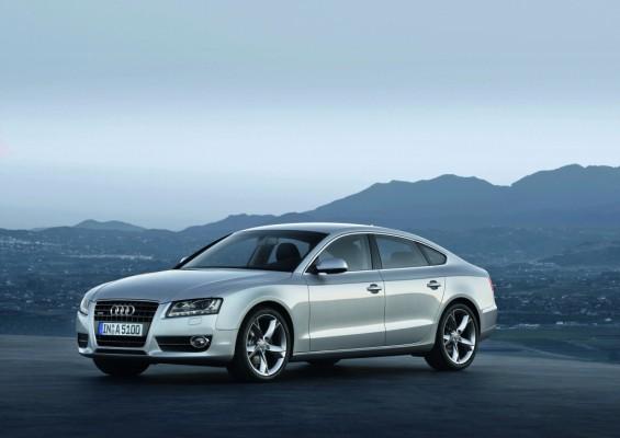 Audi A5 Sportback gewinnt Goldenes Lenkrad
