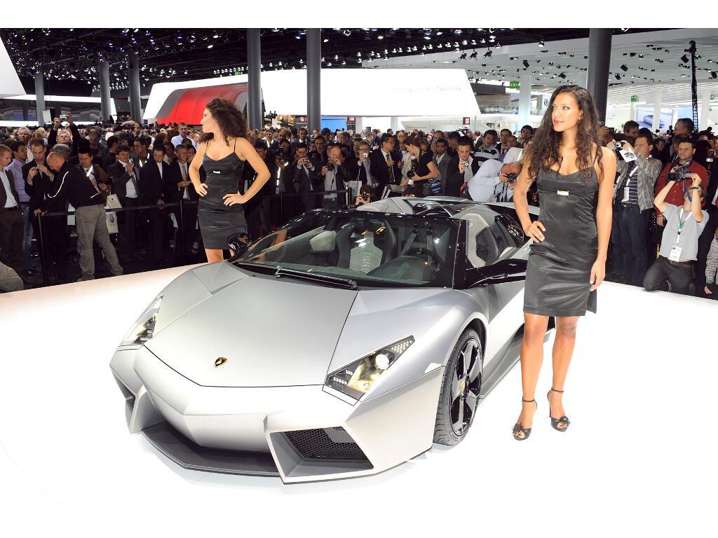 Auslieferungs-Start für Lamborghini Reventon Roadster  - Bild(10)