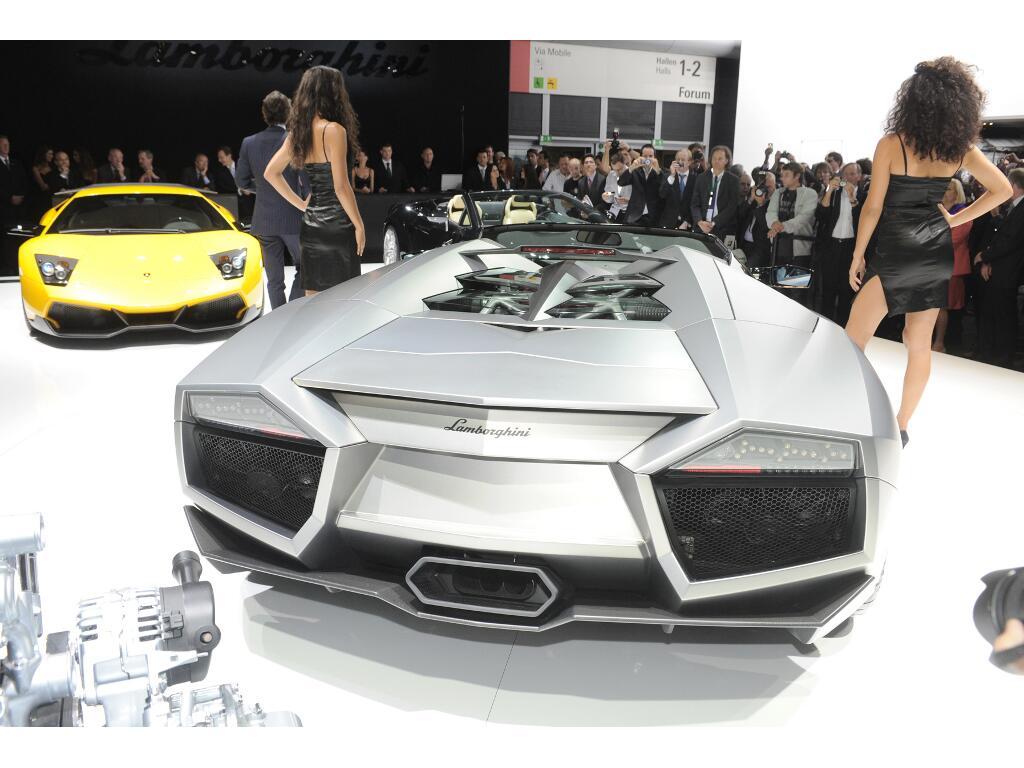 Auslieferungs-Start für Lamborghini Reventon Roadster  - Bild(11)
