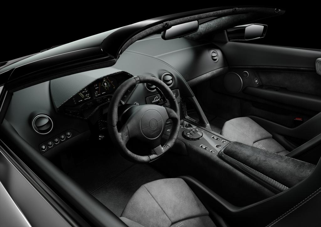 Auslieferungs-Start für Lamborghini Reventon Roadster  - Bild(7)