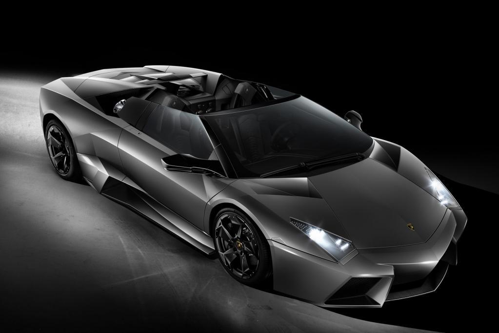 Auslieferungs-Start für Lamborghini Reventon Roadster