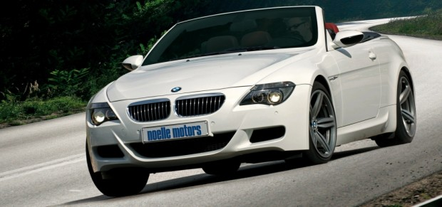 BMW M-Modelle: Noelle Motors liefert Extra-Power für M3, M5, M6