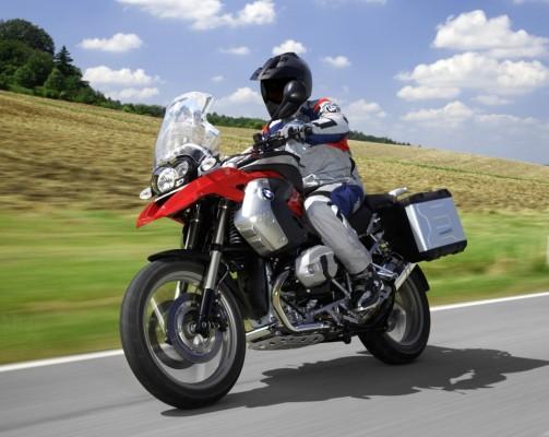 BMW R 1200 GS mit neuem Motor