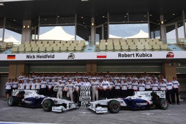 BMW Sauber F1 verabschiedet sich