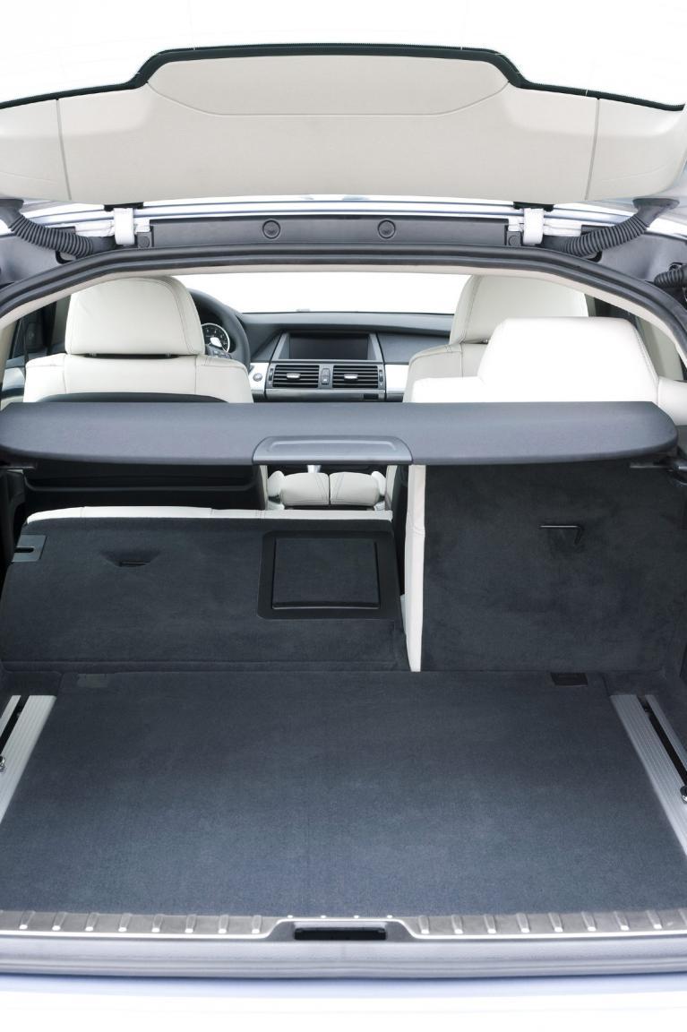 BMW X6 - Auch als Stromer unterwegs