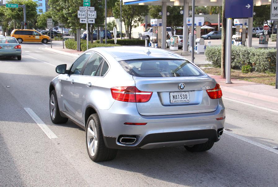 BMW X6 – der stärkste Serien-Hybrid der Welt