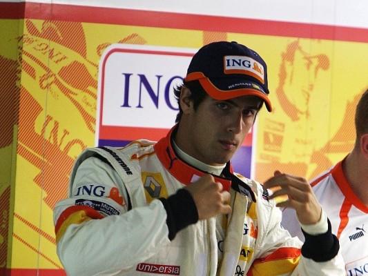 Baguette, Tung und Di Grassi testen für Renault: Rookie-Test in Jerez
