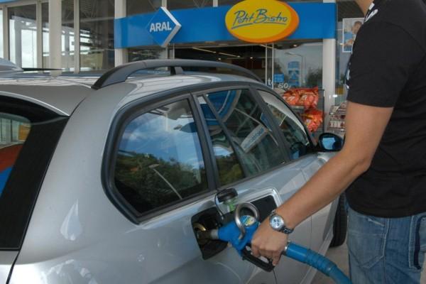 Benzindämpfe können aggressiv machen