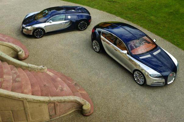 Bugatti 16 C Galibier Concept: 1000 PS - Die stärkste Limousine der Welt