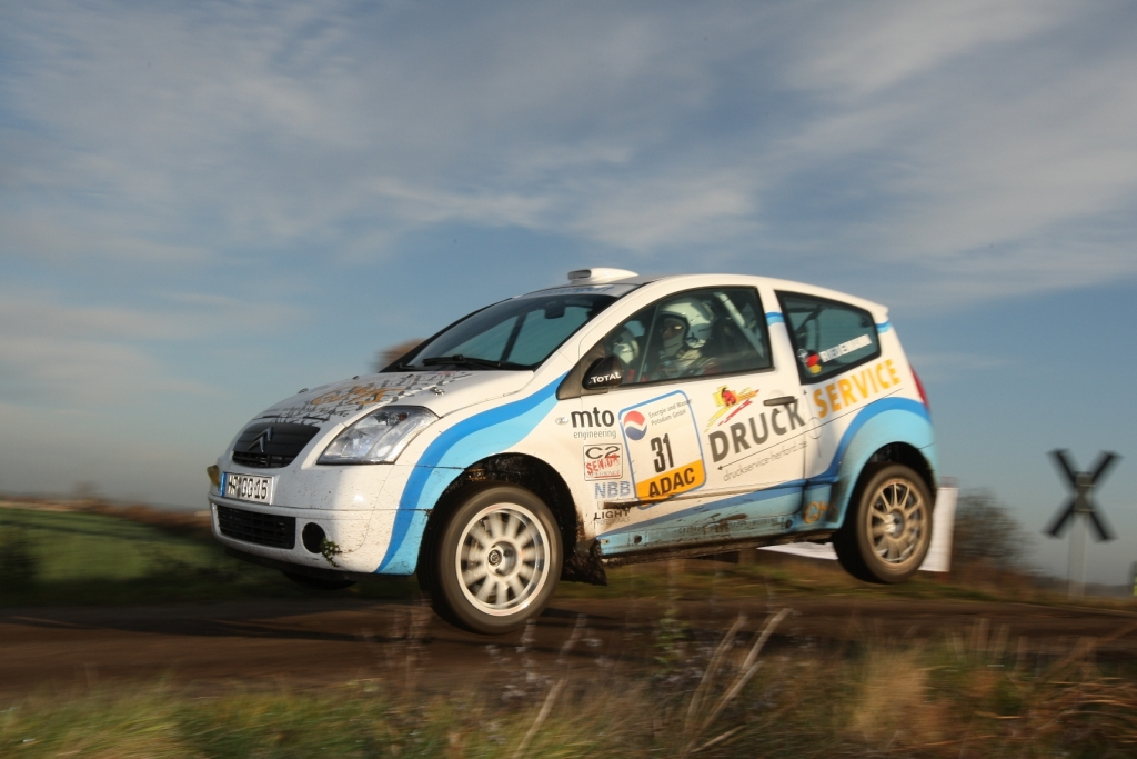 Carsten Alexy gewinnt ADAC-Rallye-Masters 2009