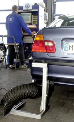 DUH fordert Reform der Diesel-AU
