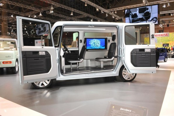 Daihatsu: Die automobile Zukunft ist leicht, sparsam und kompakt