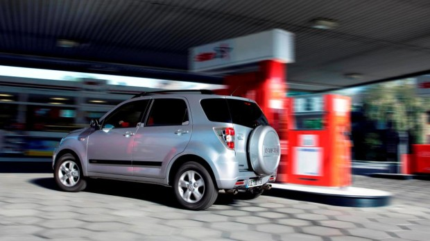 Daihatsu Terios ''light technology'' mit Autogas