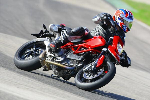 Ducati Hypermotard 1100 Evo und Evo SP: Doppelter Hype