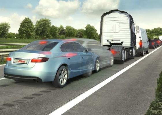 EU schreibt künftigt Bremsassistenzsysteme vor